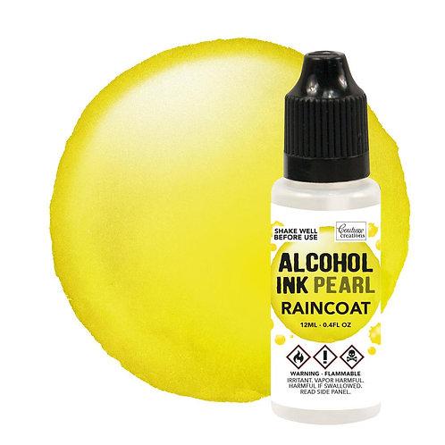 Raincoat Pearl Alcohol Ink