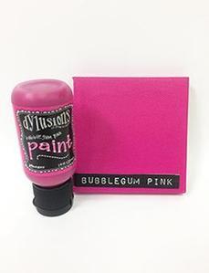 Bubblegum Pink Dylusions Paint