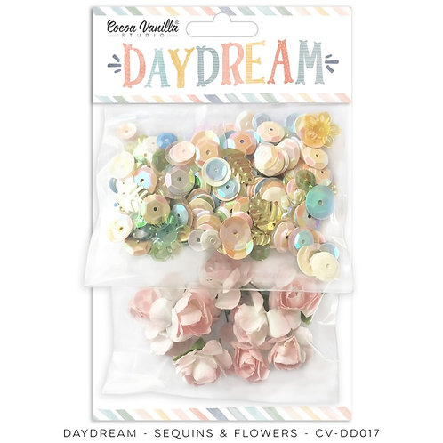 Sequins & Flowers Day Dream Cocoa Vanilla
