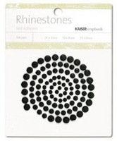 Black Rhinestones - Kaisercraft
