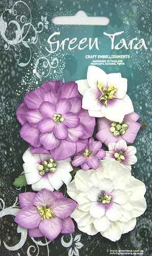 Lavender Fantasy Blooms
