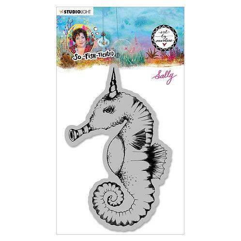 Sally Seahorse Stamp
