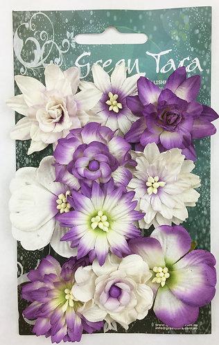 Lavender Cornflowers