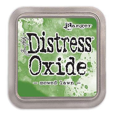 Mowed Lawn Oxide Ink