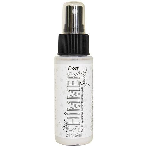 Sheer Shimmer Spray FROST