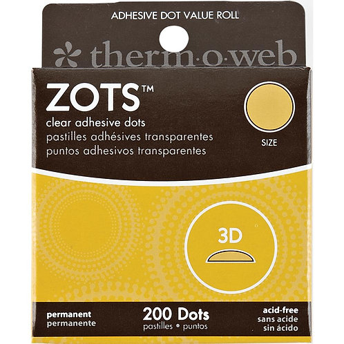 ZOTS (3D YELLOW)