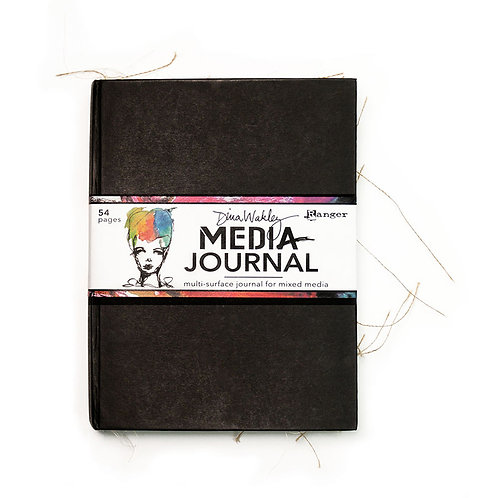 Dina Wakley Media Journal 8 x 10