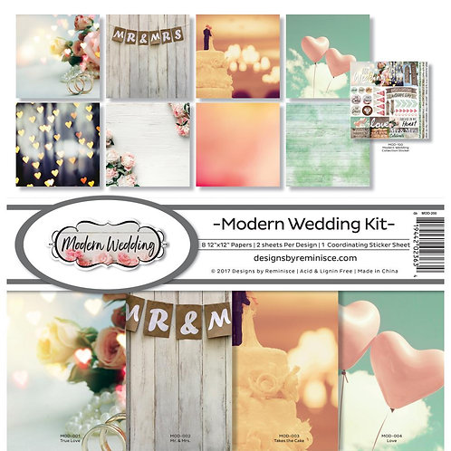 MODERN WEDDING PACK
