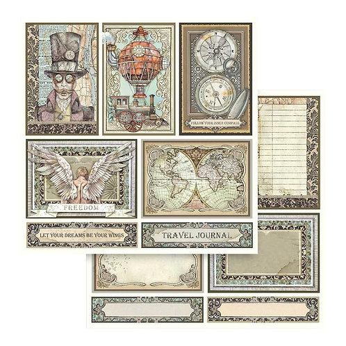 SIR VAGABOND Cards
