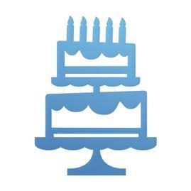 Tiered Cake Mini Die