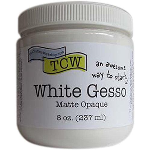 TCW White Gesso