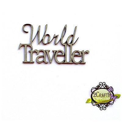 World Traveller - 2 Crafty