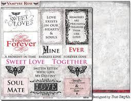 Smitten - Vampyre Rose