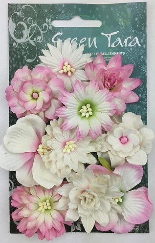 Rose Cornflowers