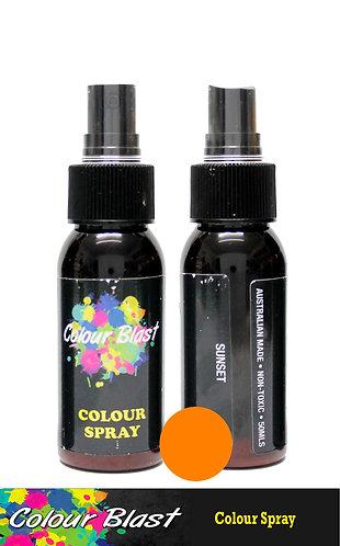 Sunset Colour Spray - Colour Blast