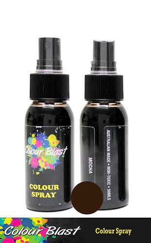 Mocha Colour Spray - Colour Blast