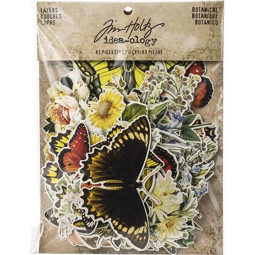 Botanical Layers Idea-ology Tim Holtz