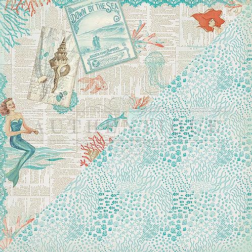 Sea Maiden One - Authentique