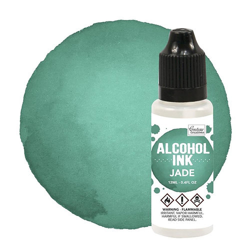 Jade Alcohol Ink
