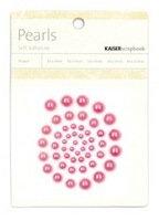 Hot Pink - Kaisercraft Pearls