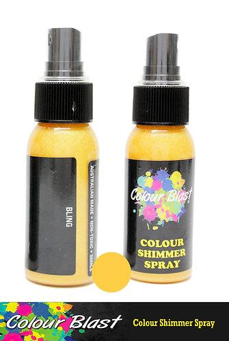 Bling Shimmer Spray - Colour Blast