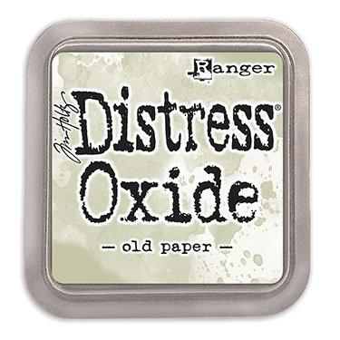 Old Paper Oxide Ink