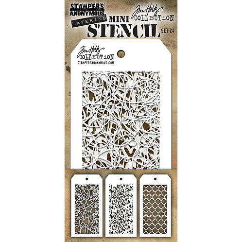 TIM HOLTZ SET 24