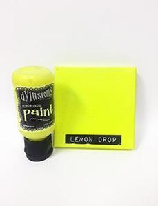 Lemon Drop Dylusions Paint