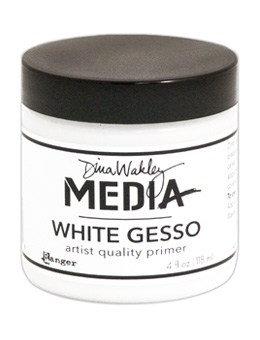 White Gesso - Dina Wakley Media