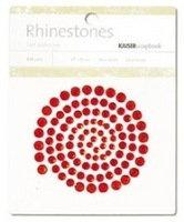 Red Rhinestones - Kaisercraft