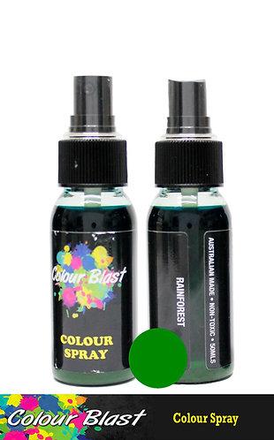 Rainforest Colour Spray - Colour Blast