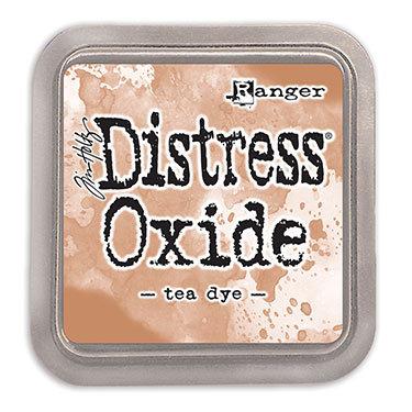 Tea Dye Oxide Ink
