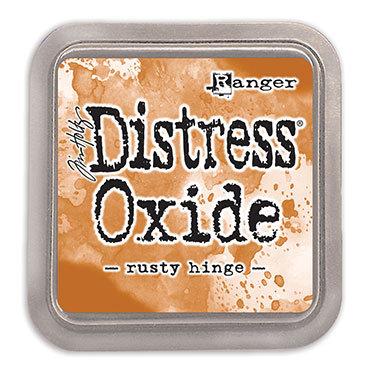 Rusty Hinge Oxide Ink - Tim Holtz