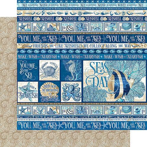 Corfu - Ocean Blue Collection