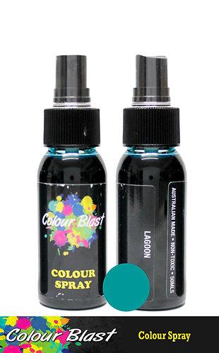 Lagoon Colour Spray - Colour Blast