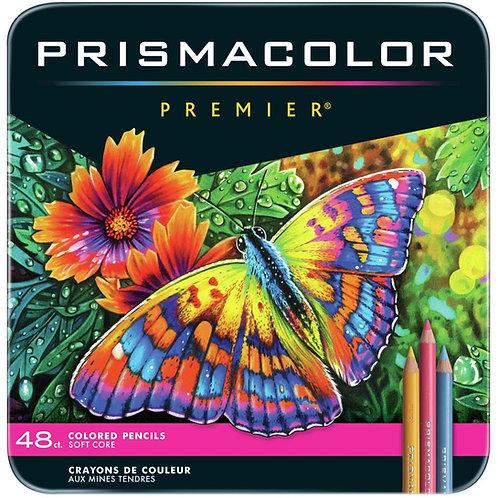 Prismacolor 48 pack premier pencils