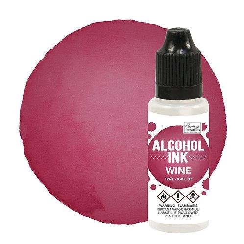 Wine Alcohol Ink