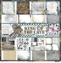King Of The Cave Paper Pack