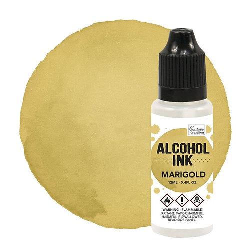 Marigold Alcohol Ink