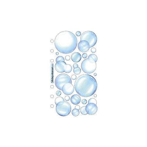 Vellum Bubbles Stickers