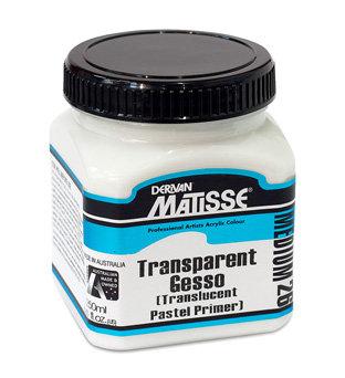 MATISSE TRANSPARENT GESSO