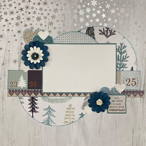 ALL HEARTS COME HOME KIT 12 X 12