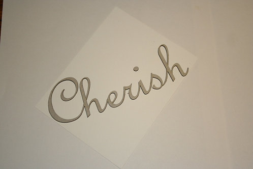 Cherish Lge