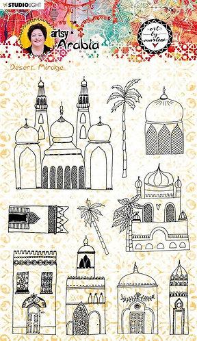 Stamp 58 Artsy Arabia
