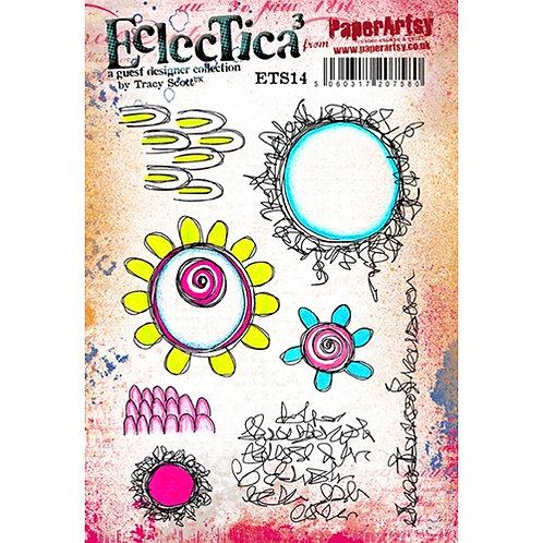 Eclectica Stamp Set 14