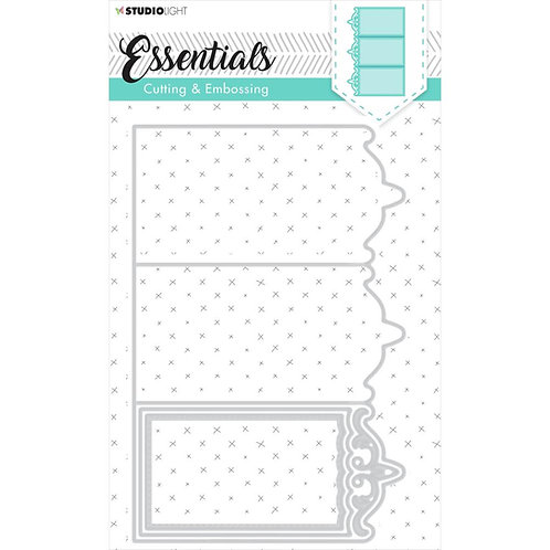 Essentials Die Cutting & Embossing