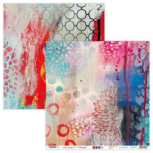Art by Marlene 12 x 12 Paper BM02