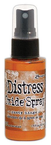 "DISTRESS OXIDE SPRAY ""RUSTY HINGE"""