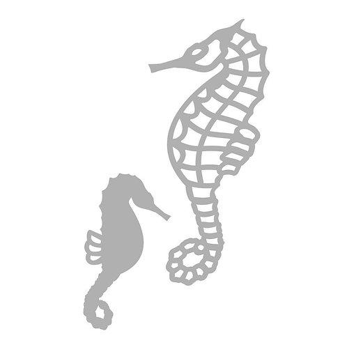 MINI DIE SEAHORSES