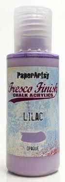 Lilac Fresco Paint